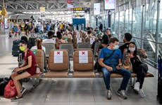 Nine Thai airlines suspend domestic, int'l flights to contain COVID-19