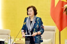 Top legislator calls on AIPA member states to jointly protect ASEAN against COVID-19