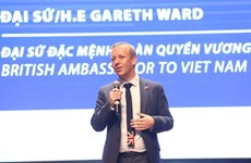 UK diplomats advise citizens in Vietnam to obey COVID-19 countermeasures