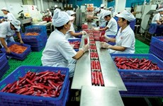Food processing firms step up production, focus on safety measures for workers