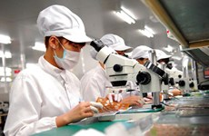 Hanoi reports 3.27-percent GRDP growth in Q1