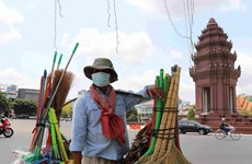 WB: Cambodia's economy to slow down due to COVID-19