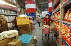 Hanoi ensures sufficient supply of goods for people