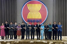 RoK seeks ASEAN+3 summit on COVID-19