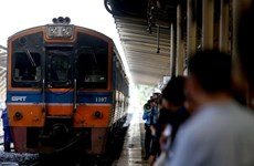 Thai railway cuts capacity, cancels 22 trains from April 1
