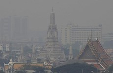 Thailand seeks Myanmar, Laos cooperation to fight haze