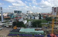 HCM City suspends work on non-urgent construction projects