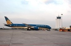 Vietnam Airlines limits number of passengers per flight to HCM City