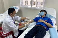 Blood donation in dire need