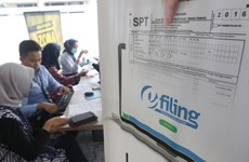 Indonesia's 2020 state revenue forecast to decline 10 percent due to COVID-19