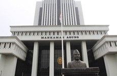 Indonesia's new Supreme Court chief judge elected
