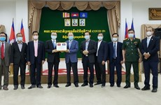 Cambodia thanks Vietnam for medical support in COVID-19 fight