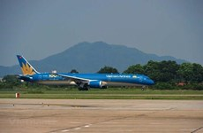 Vietnam Airlines repatriates EU citizens, carries medical support to Europe