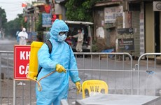 Vietnam reports no new COVID-19 cases in past 24 hours