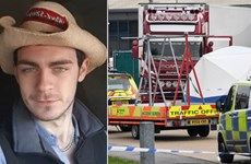Essex lorry incident: Driver Maurice Robinson pleads guilty