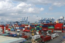Cargo handled at seaports up in Q1