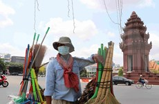Cambodia restricts travel to curb COVID-19