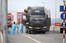 Reopening of Mong Cai border gate facilitates resumption of exports to China