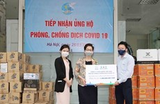 Nestlé Vietnam supports COVID-19 fight with over 515,000 USD