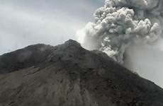Indonesia's most active volcano Merapi erupts again