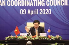 Article of Deputy Prime Minister-Foreign Minister Pham Binh Minh on ASEAN's cooperation to combat COVID-19