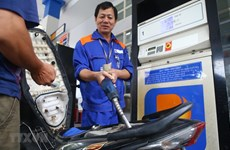 Petrol prices adjusted down for 7th time this year