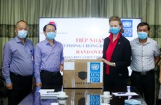UNDP supports Vietnam in COVID-19 fight