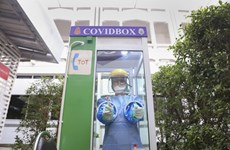 Thailand develops COVID boxes to protect health workers