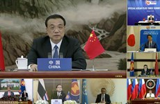 Chinese Premier calls for joint efforts against COVID-19