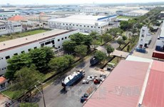 Investment in HCM City's export processing, industrial zones up 86 percent