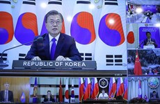 Korean diplomat praises outcome of ASEAN+3 Summit on COVID-19