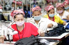 Most factories in Cambodia operate as usual during traditional new year