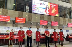 Vietjet Air operating 10 cargo flights daily