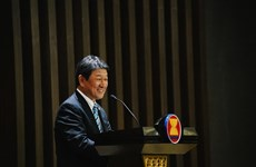 Japan highly values Vietnam's leading role in ASEAN Chairmanship Year 2020