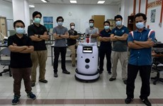 Malaysia: Newly-created robot to help doctors check on COVID-19 patients
