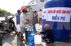 Tien Giang invests big to ensure clean water for coastal districts
