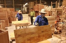 Wood industry tries to survive during COVID-19