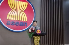 China strongly supports Vietnam's ASEAN chairmanship: ambassador
