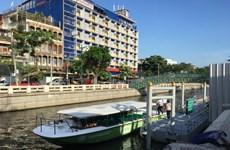 Bangkok revitalises waterway services