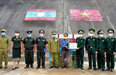 Thua Thien-Hue: Bunpimay greetings extended to Laos' armed forces