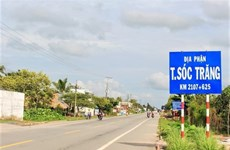 National Highway 1A to be upgraded, widened in Mekong Delta