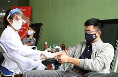 Youth Federation launches blood donation drive