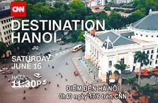 Hanoi halts 4-million-USD tourism promotion package on CNN