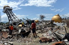 ASEAN supports quake, tsunami victims in Indonesia
