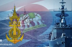 Thai Navy slashes 2020 budget by 33 percent to help fight COVID-19