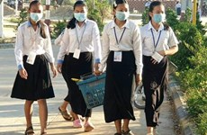 COVID-19: Cambodia extends school closure