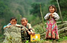Vietnam aims to reduce malnutrition among ethnic minority children