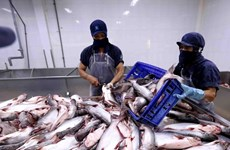 Aquatic exports to China shows sign of recovery