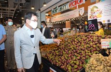 Thailand pushes harvest fruit sales on domestic market