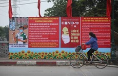 Committee proposes extending social distancing in Hanoi for one more week